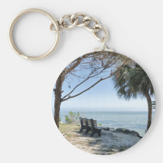 Riverview No. 1 Keychain