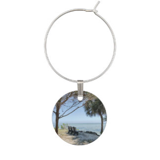 Riverview No. 1 Wine Charms