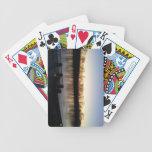 riverwalk en invierno baraja de cartas