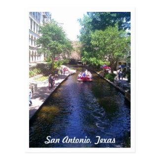 Riverwalk, San Antonio Tarjetas Postales