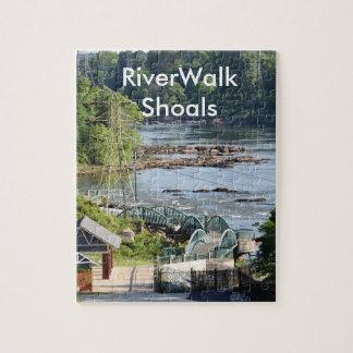 RiverWalk Shoals Jigsaw Puzzle