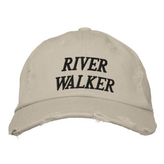 RIVERWALKER EMBROIDERED HAT