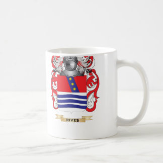 Rives Coat of Arms (Family Crest) Mugs