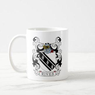 Rives Coat of Arms II Coffee Mug