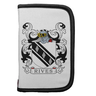 Rives Coat of Arms II Folio Planners