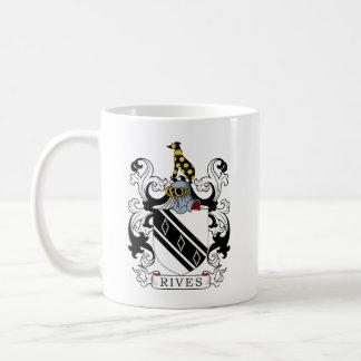 Rives Coat of Arms Mug