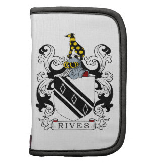 Rives Coat of Arms Organizers
