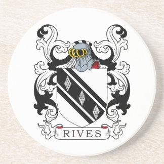 Rives el escudo de armas II Posavasos Manualidades