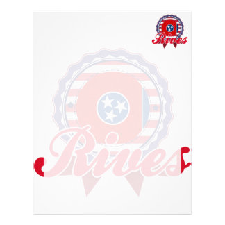 Rives, TN Letterhead