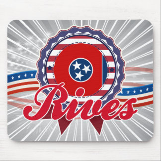Rives, TN Mouse Pads