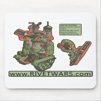 Rivet Wars Mouse Pad