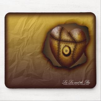 Riveted Heart, mousepad
