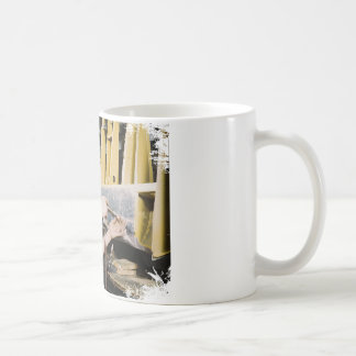 Riveter Classic White Coffee Mug
