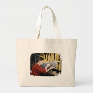 Riveter Large Tote Bag