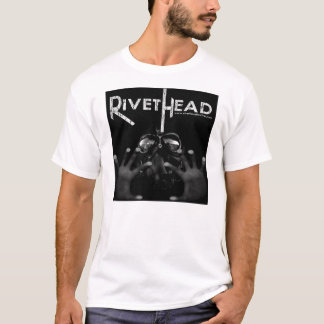 RIVETHEAD 2007 Gas Mask chick shirt