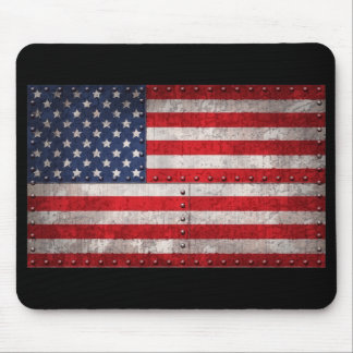 Riveting Old Glory Mouse Pad