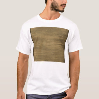 rivetted grungy gold metal plate T-Shirt
