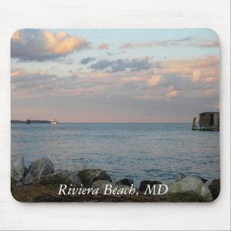 Riviera Beach, MD - MOUSEPAD