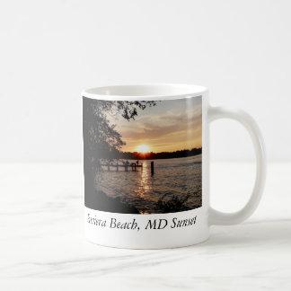 Riviera Beach, MD Sunset Mug