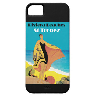 Riviera Beaches ~ St Tropez iPhone SE/5/5s Case