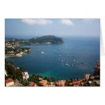 Riviera francesa felicitacion