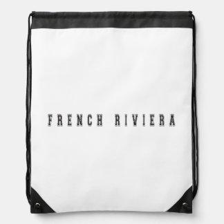 Riviera francesa Francia Mochilas