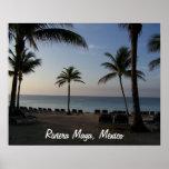 Riviera Maya Cancun Mexico Beach Vacation Print