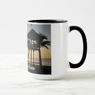 Riviera Maya Cancun Mexico Caribbean Sea Mug