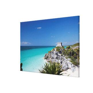 Riviera Maya Canvas Print