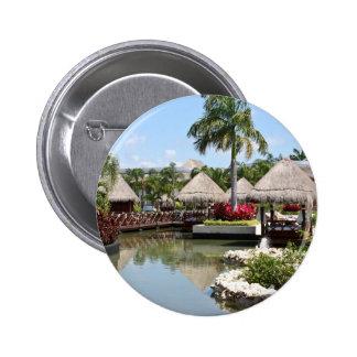 Riviera Maya Mexico Button