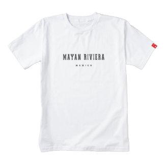 Riviera maya México Playera Zazzle HEART