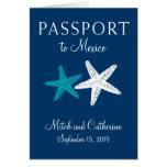 Riviera Maya Mexico with Starfish   Passport Card