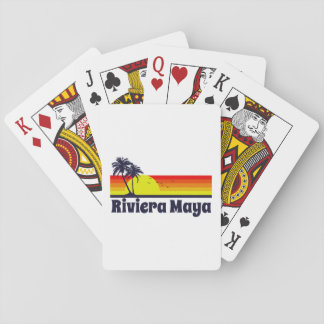 Riviera Maya Playing Cards