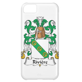Riviere Family Crest Case For iPhone 5C
