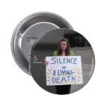 rivka -silence button