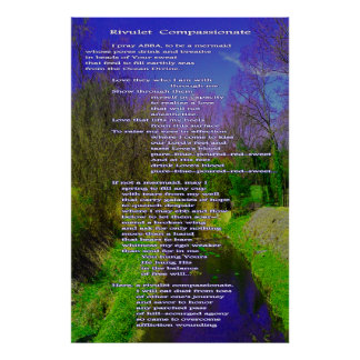 Rivulet Compassionate Poster