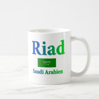 Riyadh Coffee Mug