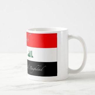 Riyadh Mug - New Iraq Flag