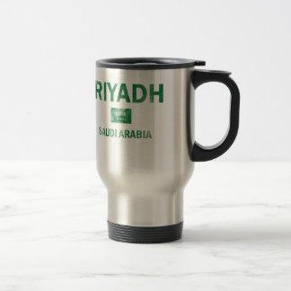 Riyadh Saudi Arabia designs Travel Mug