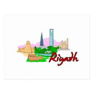 Riyadh - Saudi Arabia.png Postcard
