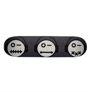 Riyah-Li Designs Emo Music Skateboard Decks