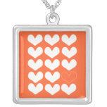 Riyah-Li Designs Hearts Necklace