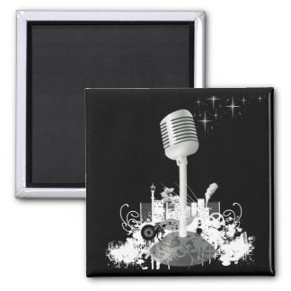 Riyah-Li Designs Music Refrigerator Magnet