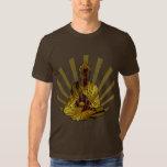 Riyah-Li Designs Vintage Buddha T-shirt