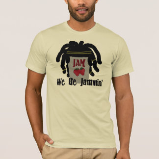 Riyah-Li Designs We Be Jammin' T-Shirt
