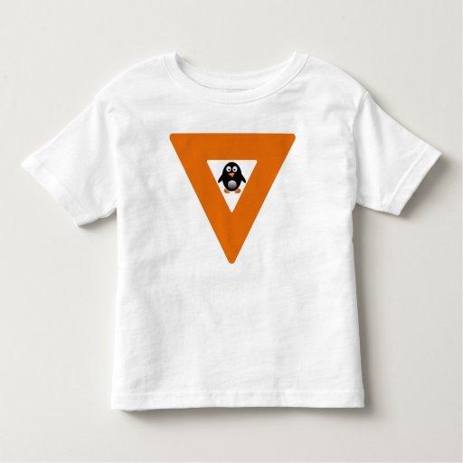 Riyah-Li Designs Yield Penguin T-shirts