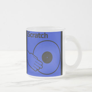 Riyah-Li diseña el iscratch Taza De Café