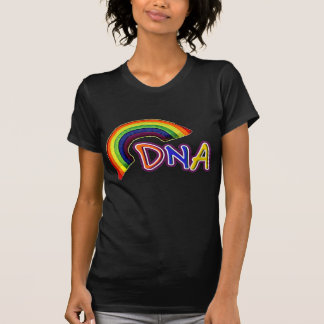 Riyah-Li diseña la DNA del arco iris Playera