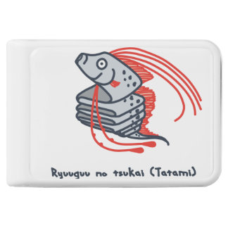 < riyuuku ゙ unotsukai (folding) color >Oarfish Power Bank