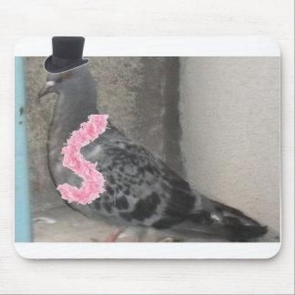 ¡Riza la paloma de la demostración! Mouse Pad